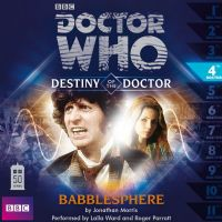 Doctor Who Destiny of the Doctor 4: Babblesphere - Audio CD